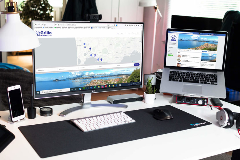 Restyling Sito web e Social Media Manager